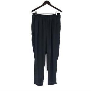 Dhun Shroff Dilemma Black Pants